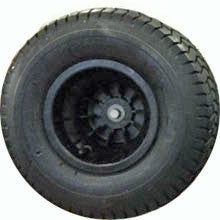 "Aqua Cart 18"" x 9.5"" Turf Tire"