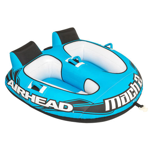 MACH 2 Inflatable Double Rider Towable