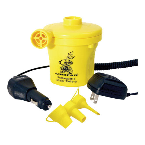 12V Cordless/Rechargeable Air Pump