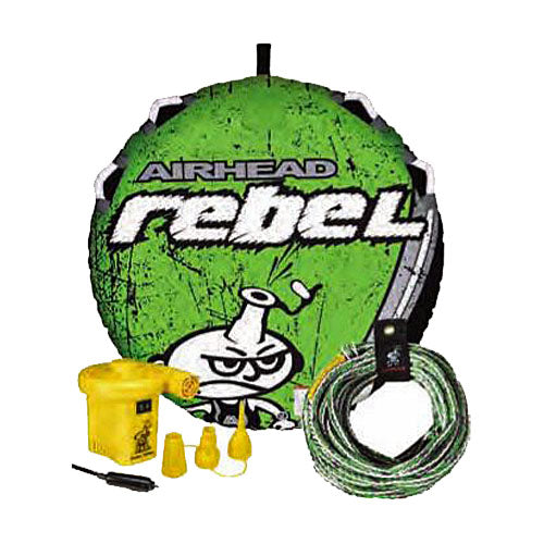 REBEL KIT Inflatable Single Rider Towable