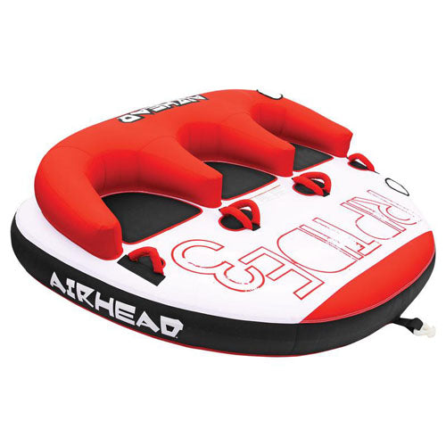 RIPTIDE 3 Inflatable Triple Rider Towable
