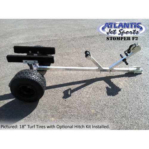 Stomper F2 2-Wheel Beach Dolly