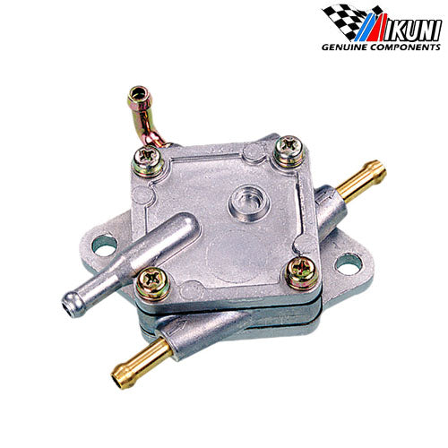 Genuine Mikuni Dual Outlet Square Fuel Pump