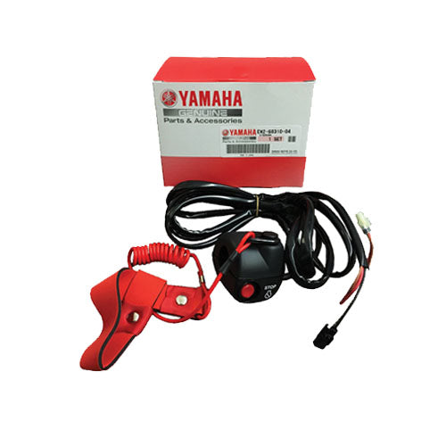 Yamaha Start/Stop Switch Assembly Replaces EW2-68310-04-00