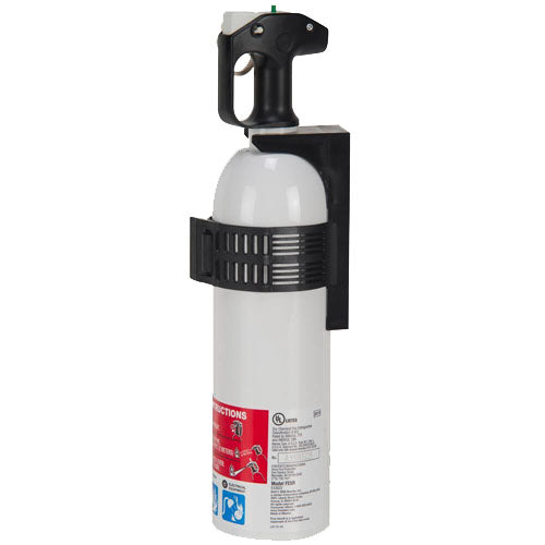 PWC Fire Extinguisher - White 1.4lb.