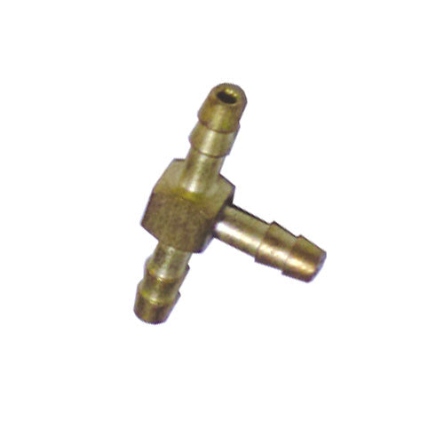 Brass Primer T Fitting 1/8 x 1/8 x 1/8