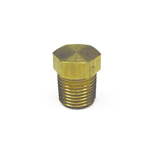 Brass Threaded Plug Fitting