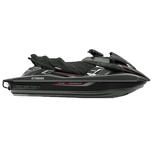 Jet Trim Yamaha VX Cruiser '15-19 / VX Cruiser HO / VX Ltd '16-19 Seat Cover and Mat Kit