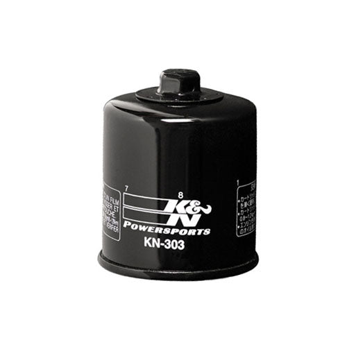 Yamaha PWC 4-stroke K&N Oil Filter, MR1 Engine, 2007 & Older - Replaces 5GH-13440-30-00