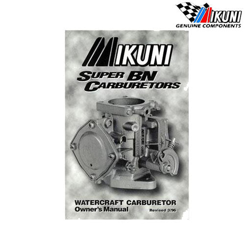 Mikuni Carburetor Tuning Manual