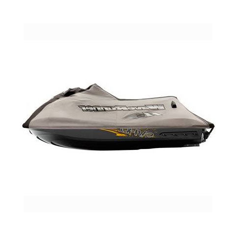 Yamaha FZS Cover '09-16 - Black/Gray