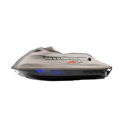 Yamaha FZR Cover '09-16 - Charcoal/Gray