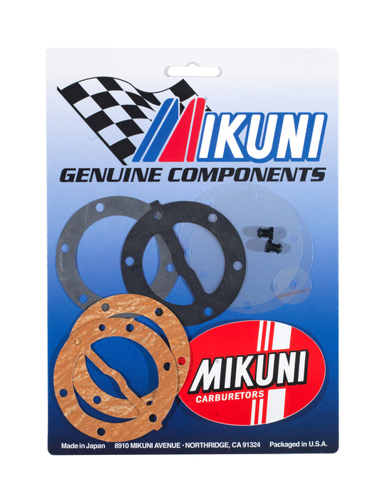 Genuine Mikuni External Fuel Pump Rebuild Kit - Fits DF52-73/92
