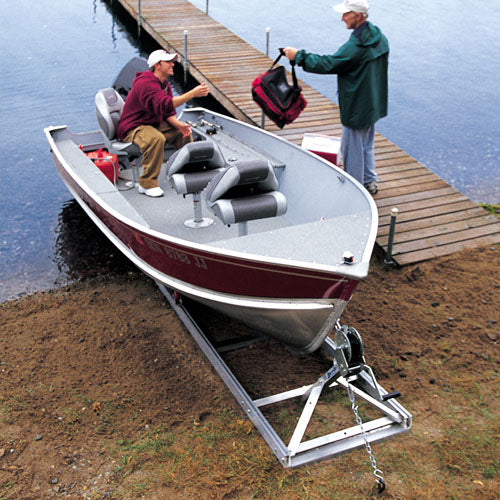 Roll-n-Go 2000 Boat Shore Docking System