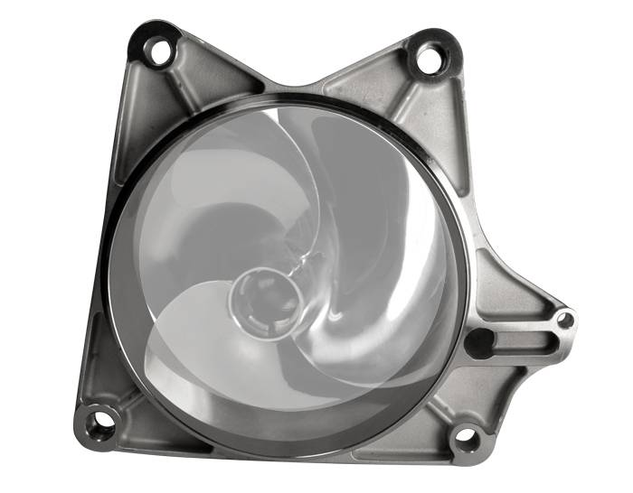RIVA Stainless Steel Impeller Housing for Yamaha 160mm/6ET-51312-00-00