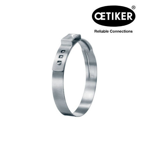 Oetiker Squeeze On Low Profile Clamps
