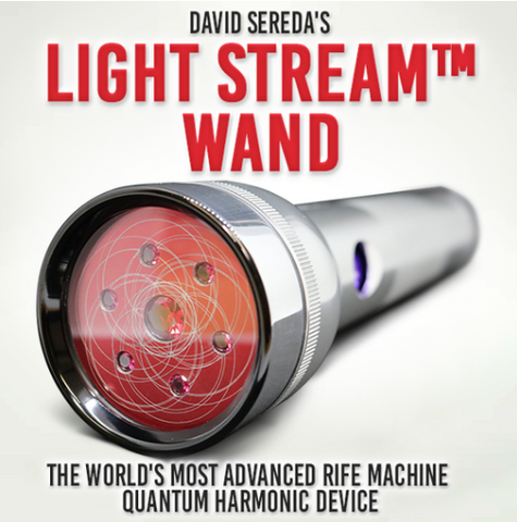 Rife Machine Killing Cancer Cells – David Sereda - Light Stream