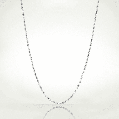 Light Stream™ Silver Plated Chain