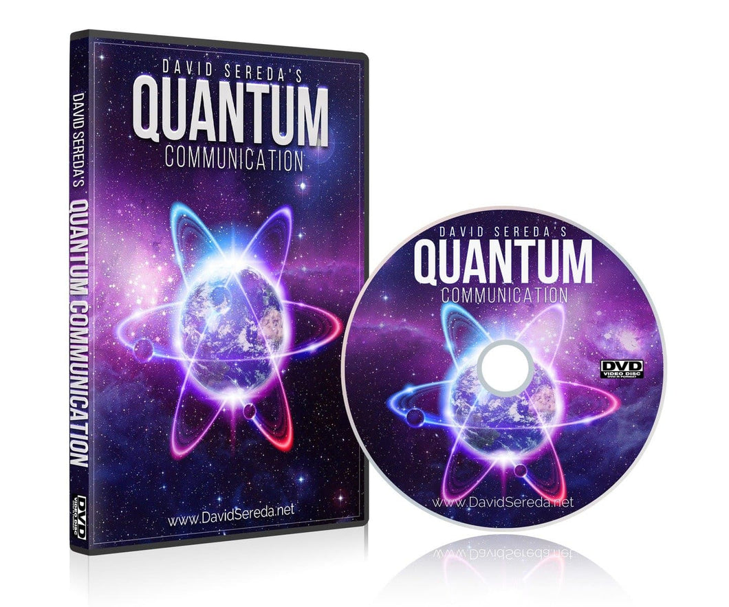 Dvd - Quantum Communication Documentary - Watch Now