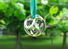 Fred -Jewelry - Intrinity Pendant - Merkaba Jewelry