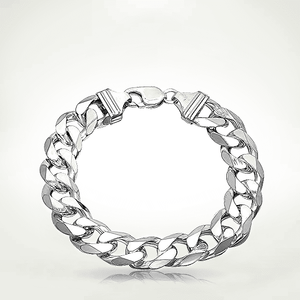 Light Stream Bracelet - Light Stream™ Infused Sterling Silver Men's Bracelet