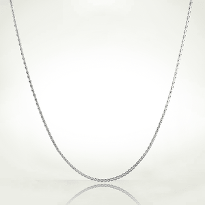 Light Stream Chains - Light Stream™ Infused Premium Sterling Silver Chain