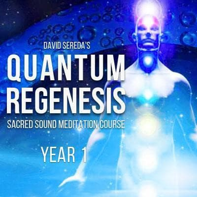 Meditation - Quantum Regenesis Meditation Course - Year 1 - Full Course Download