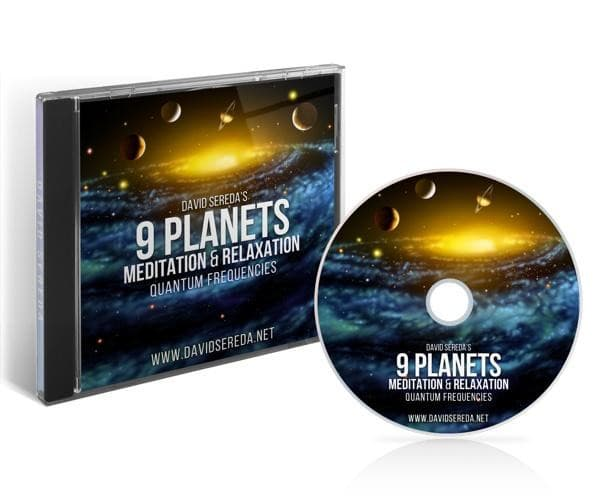 Quantum Frequencies - 9 Planets Meditation Frequency Package