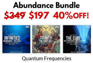 Quantum Frequencies - Abundance Frequencies - BUNDLE DISCOUNT 40% OFF