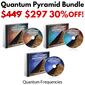 Quantum Frequencies - Quantum Pyramid Frequencies Bundle - 30% OFF