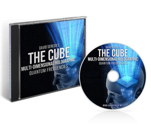 Quantum Frequencies - The Cube - BinAural Beats+ Multi-Dimensional Holographic Frequency Package