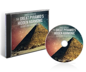 The Great Pyramid's Hidden Harmonic Frequency Package