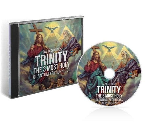 Quantum Frequencies - Trinity - The 3 Most Holy Frequencies Package