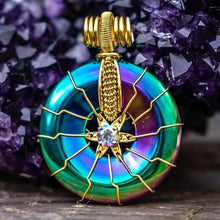 Quantum Pendants - Chakra Ultimate Pendant 18k Gold