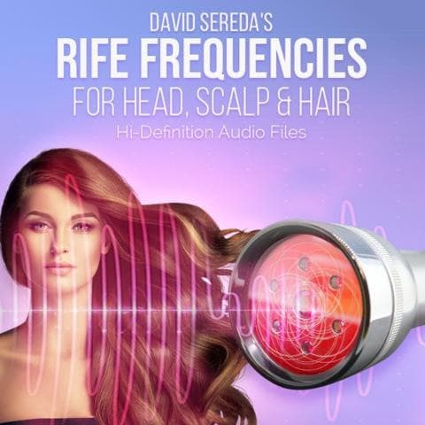 RIFE Frequencies - Rife Frequencies For Head, Hair & Scalp