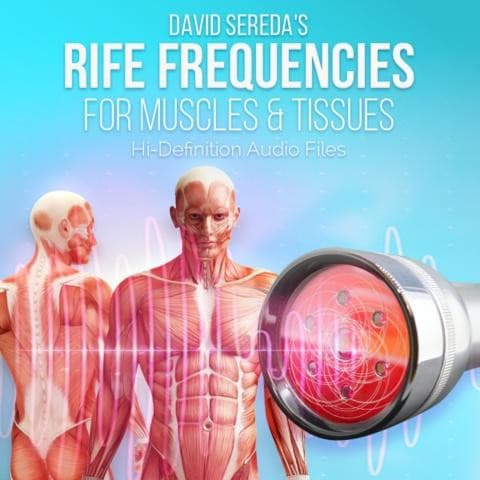 RIFE Frequencies - Rife Frequencies For Muscles & Tissues