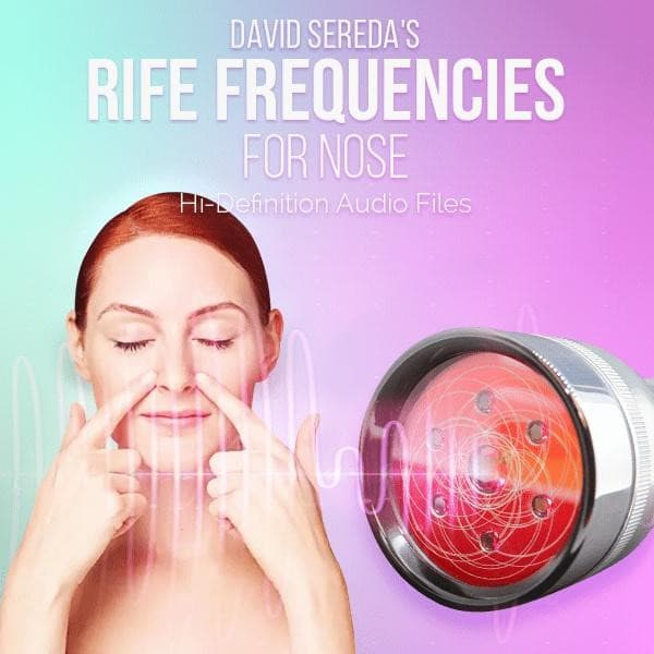 RIFE Frequencies - Rife Frequencies For Nose