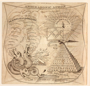 Antimasonic Apron