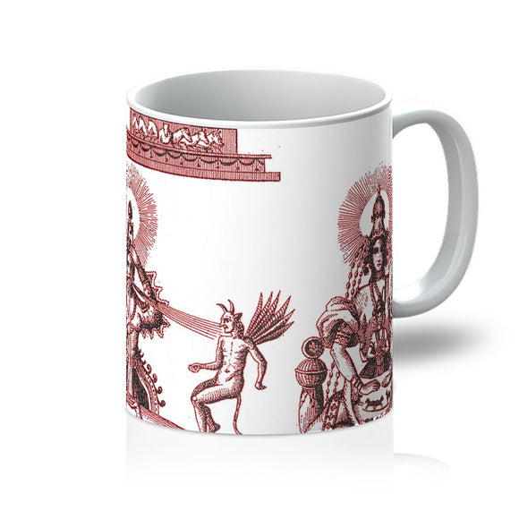 Hinduism and Budhism Gods Mug