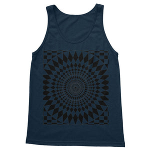 Geometry Design Softstyle Tank Top