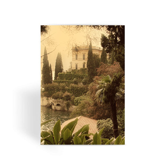 Varenna Greeting Card