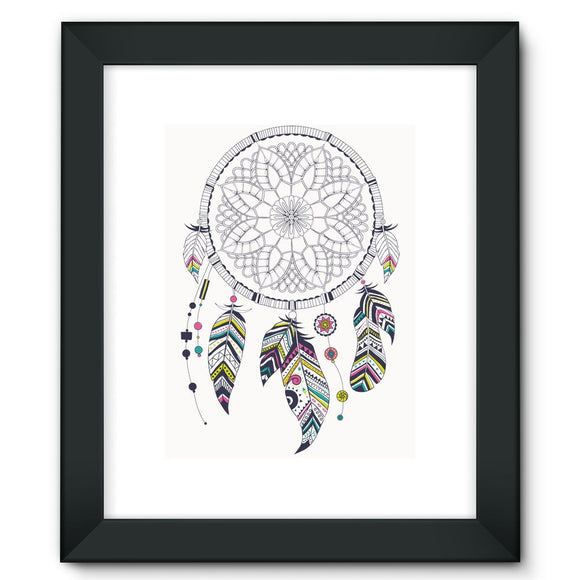 Dreamcatcher Framed Fine Art Print