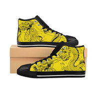 Women's Original Chinese Dragon Sneakers
