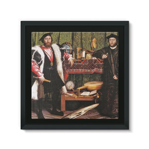 Painting of Hans Holbein