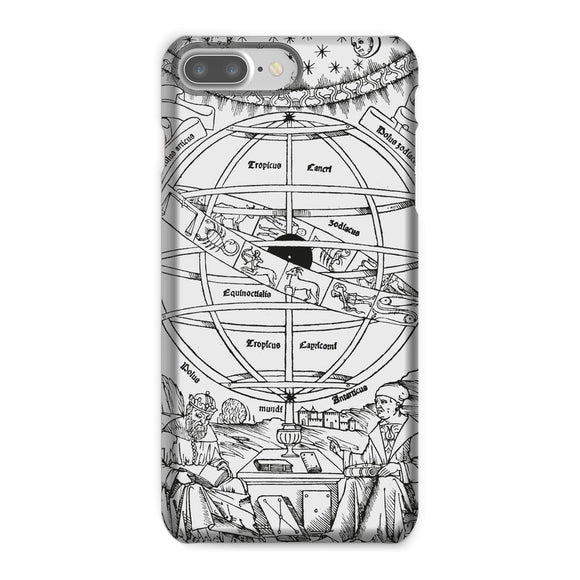 Book Cover Johann Regiomontanus Epitoma, Venice Phone Case Book Cover Venice