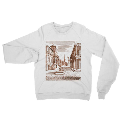 Architecture Old Europe City Sweatshirt