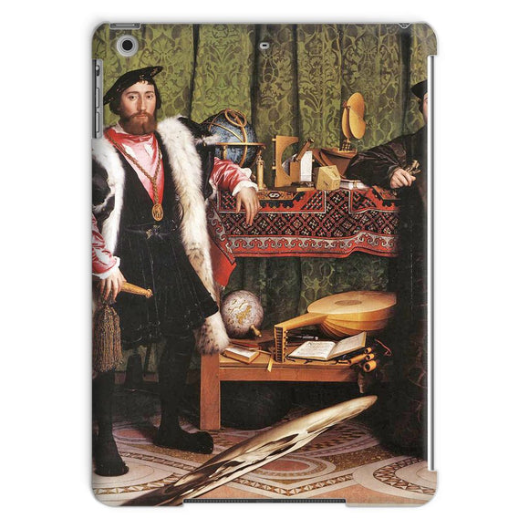 Tablet Case by Hans Holbein