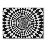 Geometry Design Stretched Canvas