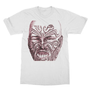 Tattoo Head New Zealand T-Shirt
