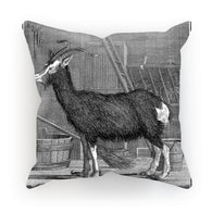 Billy Goat Cushion